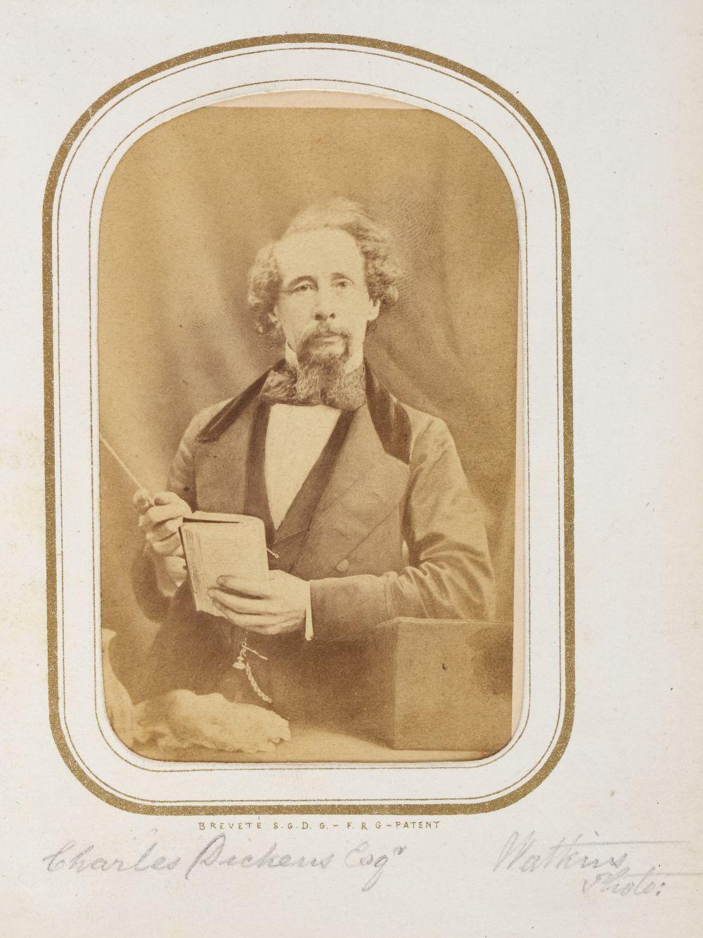 * Cartes de visite. A cartes-de-visite album, c. 1860s/1880s - Image 8 of 18
