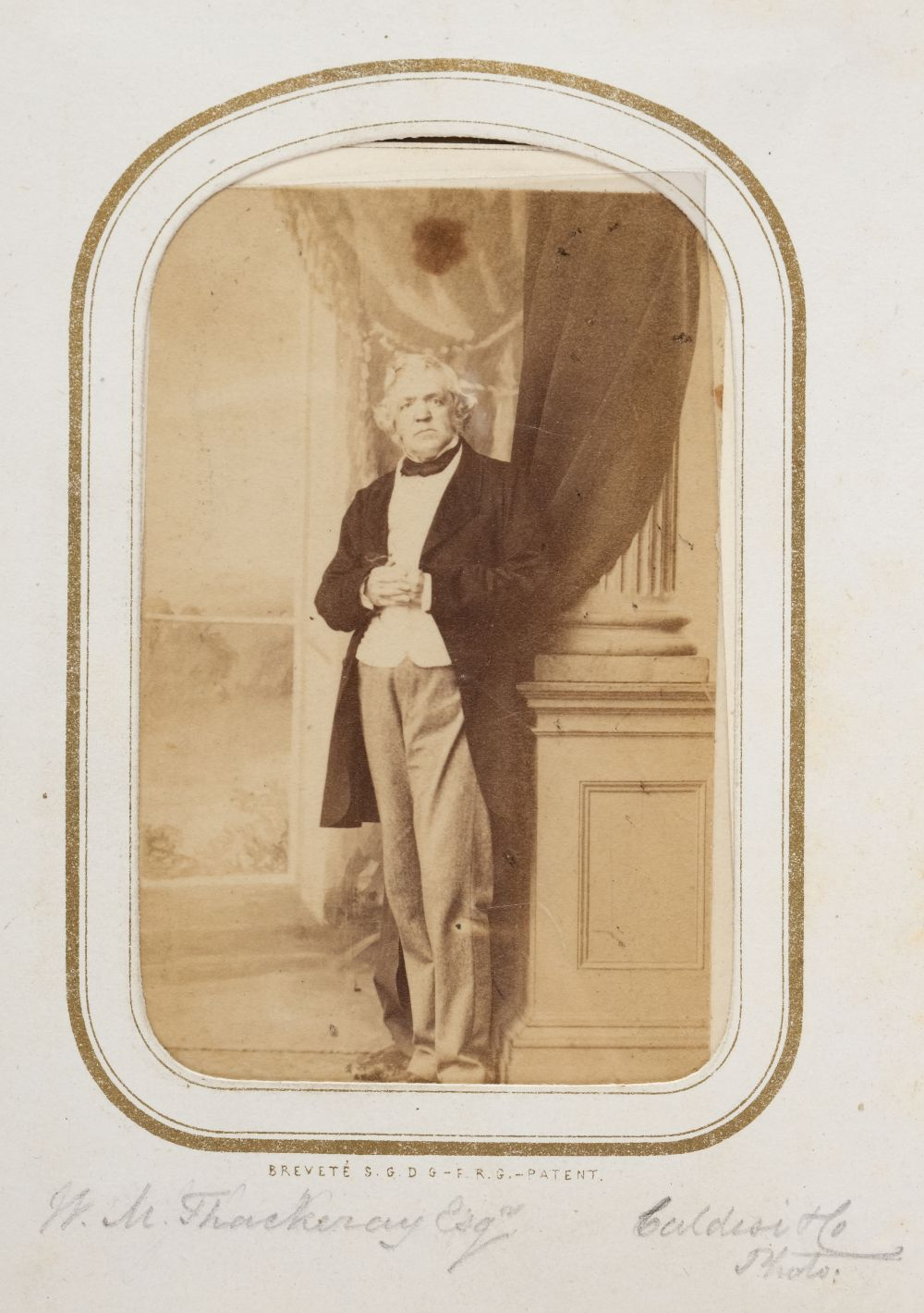 * Cartes de visite. A cartes-de-visite album, c. 1860s/1880s - Image 7 of 18