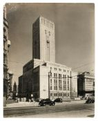 * Bale (Stewart, 1889-1994). A group of 12 photographs of architectural and shipping interest