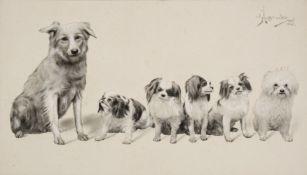 * Nordstrom (Erik Agnar). A collection of 35 photographs, c. 1891-1905, mostly platinum prints