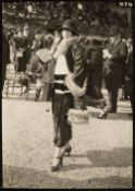 * Fashion. Les Actualites de I'Elegance [so titled on covers], 3 albums, c. 1915-25