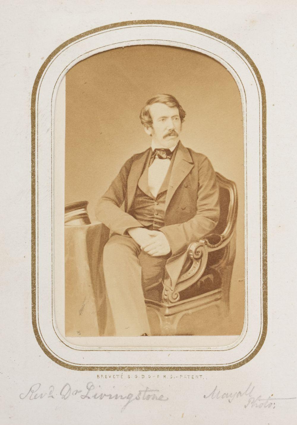 * Cartes de visite. A cartes-de-visite album, c. 1860s/1880s - Image 3 of 18