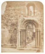 * Fenton (Roger, 1819-1869). Lindisfarne Priory, 1856