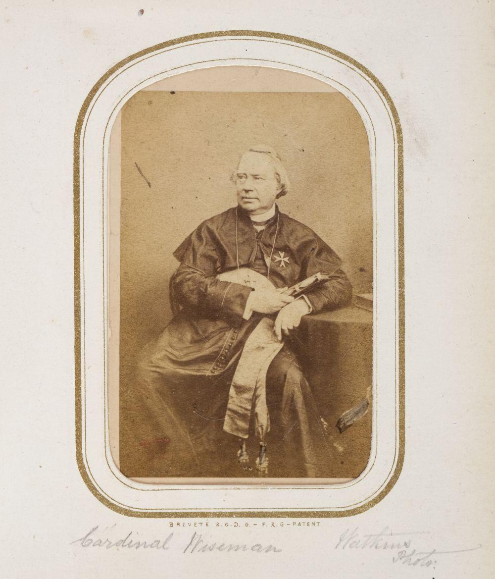 * Cartes de visite. A cartes-de-visite album, c. 1860s/1880s - Image 4 of 18