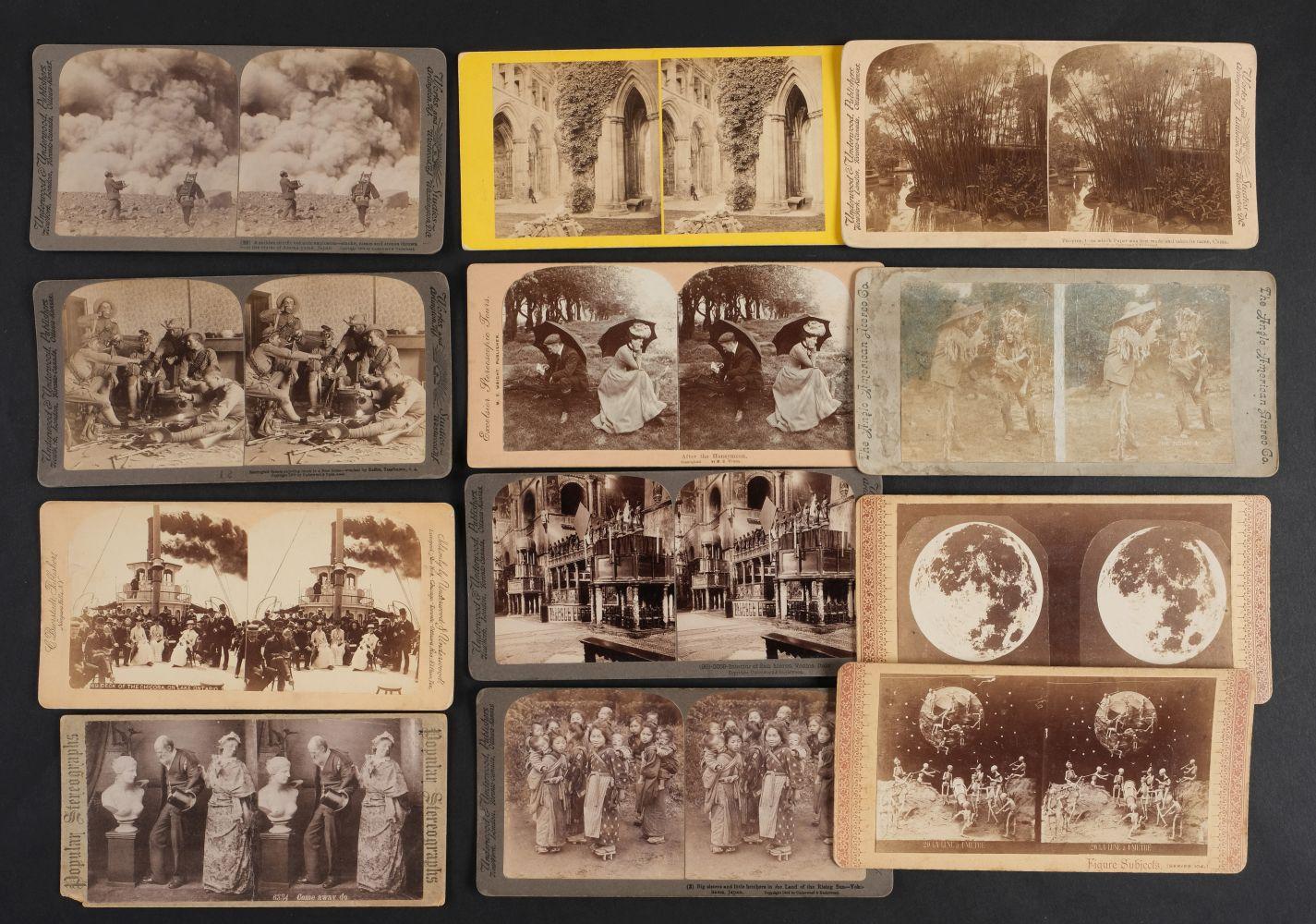 * Cartes de Visite. A collection of approx. 140 albumen print cartes de visite, 1860s and later - Image 15 of 21