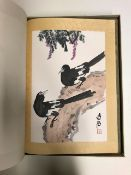 TWO BOOKS OF CHINESE PAINTINGS