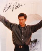 """BILL PULLMAN - AMERICAN ACTOR - AUTOGRAPHED 8X10"""""""