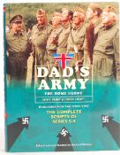 DAD'S ARMY CAST AUTOGRAPHED SCRIPT BOOK