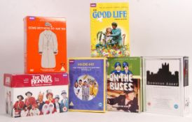 BRITISH COMEDY DVD BOX SETS - COLLECTION