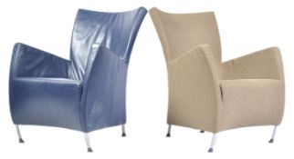MONTIS HOLLAND WINDY CONTEMPORARY EASY CHAIR BY GI