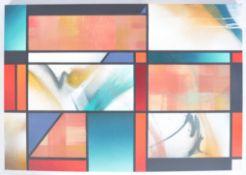 SOKEM - BRISTOL STREET ARTIST - ORIGINAL MODERN NE