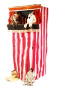 CHARMING VINTAGE FULL SIZE PROFESSIONAL PUPPET THE