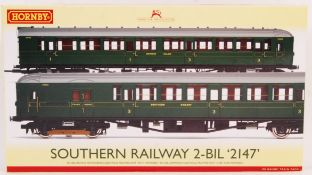 HORNBY DCC READY BOXED SET R1361B - SOUTHERN RAILWAY