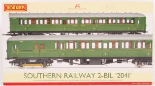 HORNBY DCC READY BOXED SET R3161A - SOUTHERN RAILWAY