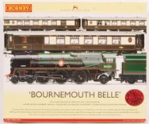 HORNBY GREAT BRITISH TRAINS BOURNEMOUTH BELLE BOXED SET
