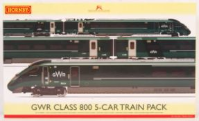 HORNBY 00 GAUGE DCC READY BOXED TRAIN PACK SET