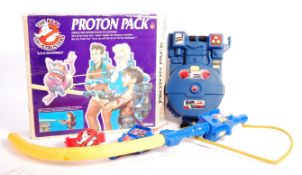 KENNER THE REAL GHOSTBUSTERS 1980'S PROTON PACK SE