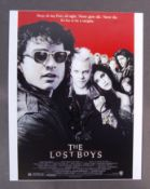 """THE LOST BOYS - KIEFER SUTHERLAND - AUTOGRAPHED 11X14"""" PHOTO"""