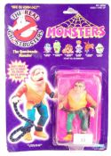 VINTAGE KENNER THE REAL GHOSTBUSTERS CARDED ACTION