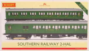 HORNBY DCC READY BOXED SET R260 - SOUTHERN RAILWAY