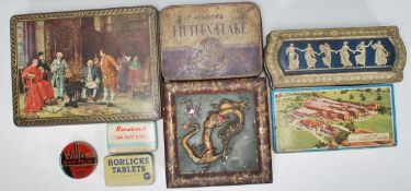 A collection of vintage 20th Century advertising /