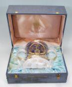 A limited edition commemorative collectors Spode c