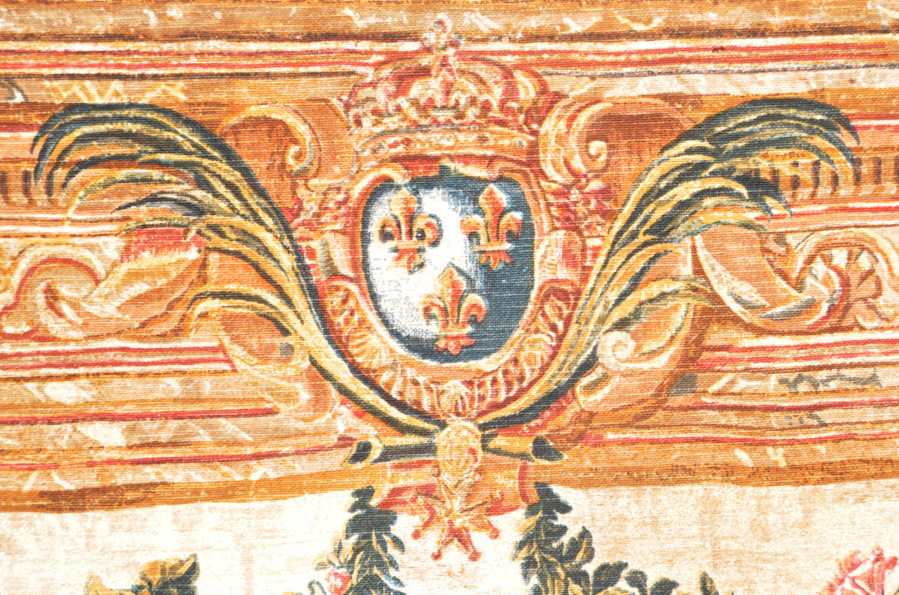 Lot 320 - 20TH CENTURY PALACE OF VERSAILLES HINES TAPESTRY