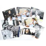 PETER WYNGARDE ESTATE - LARGE COLLECTION OF UNSIGNED PHOTOGRAPHS