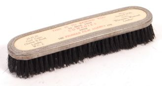 RARE PIONEER FILM AGENCY ADVERTISING CLOTHES BRUSH