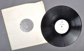 WHEN SEX LEERS IT'S INQUISITIVE HEAD - WYNGARDE'S PERSONAL TEST PRESS LP