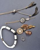COLLECTION OF COSTUME JEWELLERY FROM PETER WYNGARDE