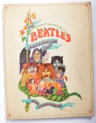 PETER WYNGARDE ESTATE - THE BEATLES ILLUSTRATED LYRICS