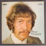 PETER WYNGARDE'S PERSONAL VINYL RECORD LP