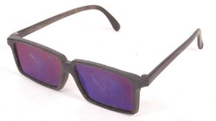 PAIR OF SUNGLASSES FROM PETER WYNGARDE'S PERSONAL