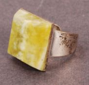 JASON KING 1971 - PETER WYNGARDE SCREEN WORN RING