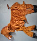 UNIFORMS AND FANCY DRESS - A TWO PERSON COMEDIC PANTOMIME HORSE COSTUME.