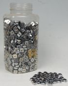 FROM A LARGE PRIVATE COLLECTION OF BUTTONS
