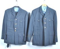 BRITISH RAF ROYAL AIR FORCE DRESS UNIFORMS
