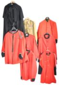 UNIFORMS & FANCY DRESS - A COLLECTION OF RAF CHELSEA PENSIONER STYLE MESS DRESS UNIFORMS