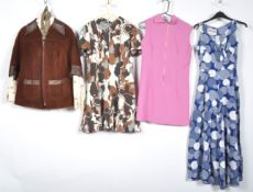 UNIFORMS & FANCY DRESS - A COLLECTION OF RETRO VINTAGE WOMENS 1960S STYLE CLOTHING.