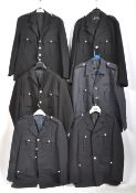 UNIFORMS & FANCY DRESS - A COLLECTION OF EMERGENCY SERVICES UNIFORM JACKETS.