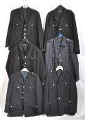 UNIFORMS & FANCY DRESS - A COLLECTION OF EMERGENCY SERVICES UNIFORM JACKETS.