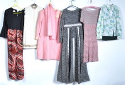UNIFORMS AND FANCY DRESS - A COLLECTION OF ASSORTED RETRO VINTAGE 1960S CLOTHING ITEMS.