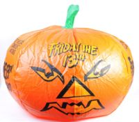 RARE ORIGINAL FRIDAY THE 13TH PROMOTIONAL INFLATAB