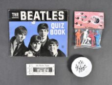 THE BEATLES - COLLECTION OF RARE VINTAGE ITEMS