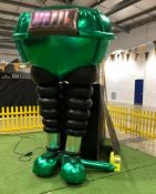 AARDMAN ANIMATIONS - WALLACE & GROMIT - INFLATABLE