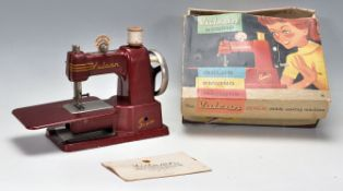 A vintage 20th Century Vulcan Senior childs sewing