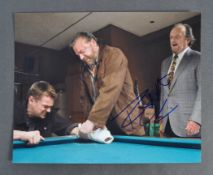 RAY WINSTONE - THE DEPARTED - AUTOGRAPHED PHOTO