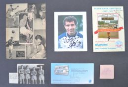 AUTOGRAPHS - SPORTING RELATED - PERRY, HOLLOWAY, M
