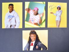 THE FRESH PRINCE OF BEL AIR - AUTOGRAPH COLLECTION